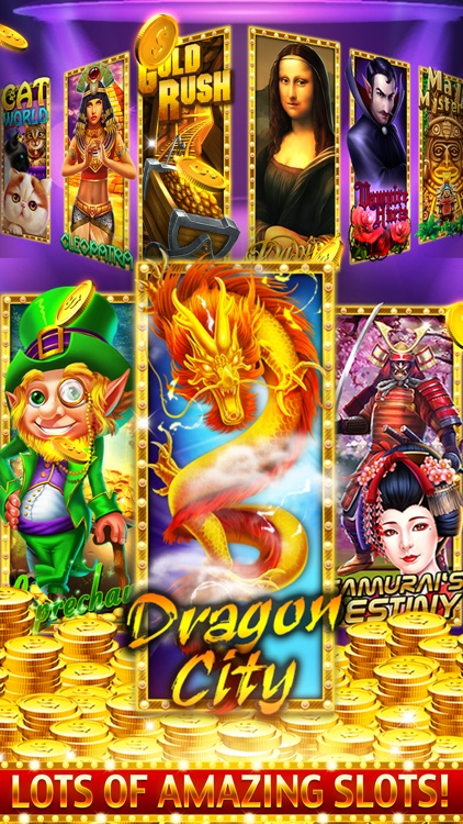 Deluxe Slots & Casino: Vegas Slot Machines screenshot-4