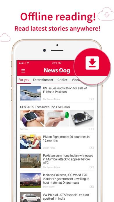 NewsDog - Indian Breaking News screenshot four