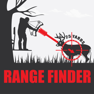 Range Finder for Hunting Deer & Bow Hunting Deer app