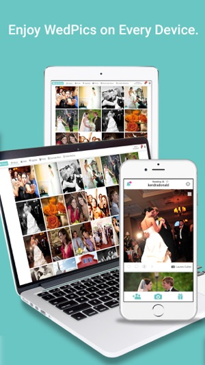 Wedpics Wedding Photo App Im App Store