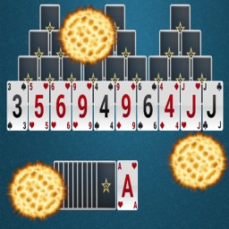 TriPeaks Solitaire Free - For iPhone and iPad