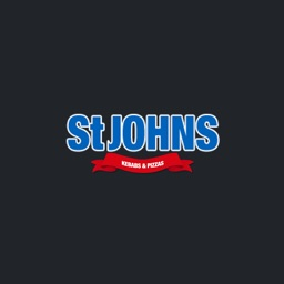 St Johns Kebab Pizza