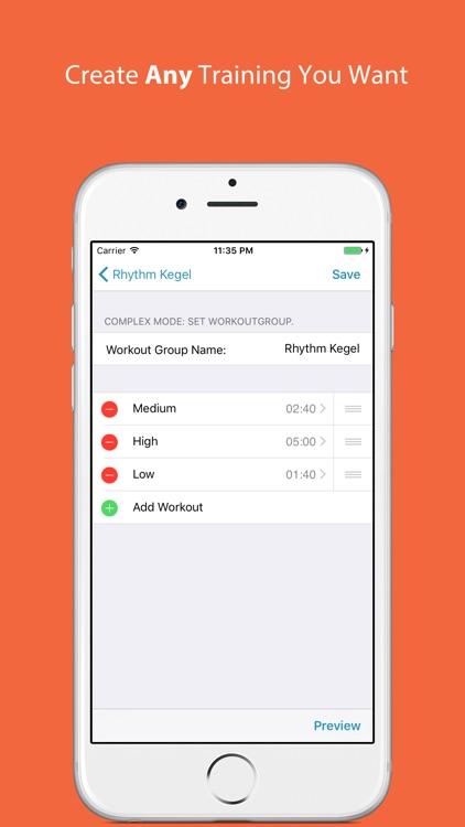 Kegeline - Kegel Timer screenshot-3