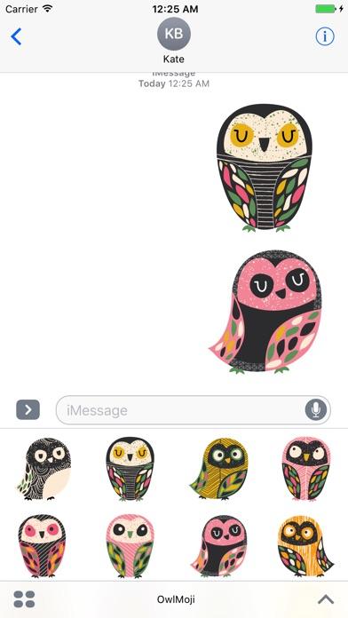 OwlMoji - Cute Owls Stickers