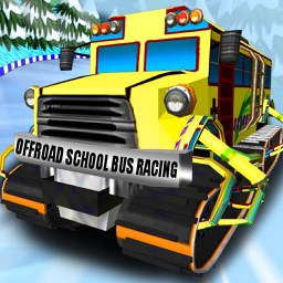 Offroad School Bus Racing - 3D School Bus Racing
