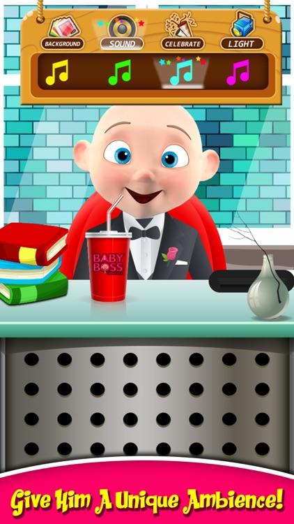The Baby Boss Care, Dress up & Feed - Babysitting screenshot-3