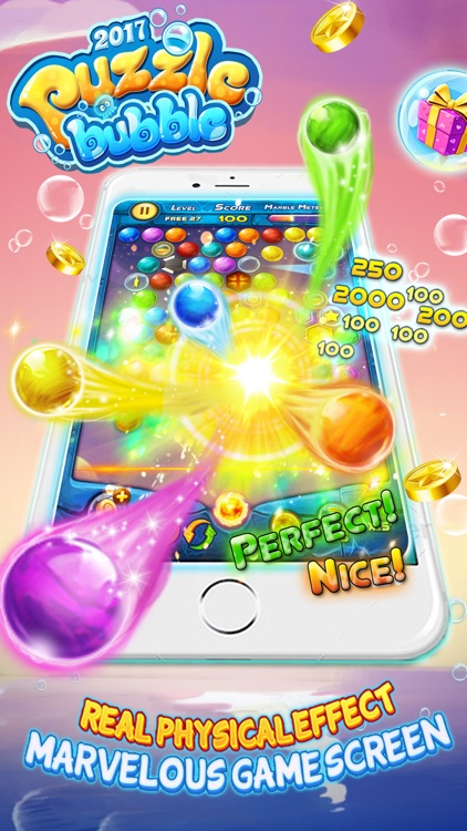 Pop Bubble Crush;Witch shooter