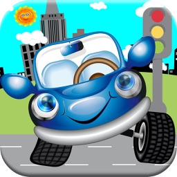 Toddlers Games & Car Puzzles for Kids: Age 1 2 3