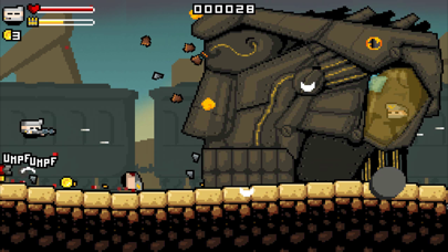 Screenshot #1 pour Gunslugs 2
