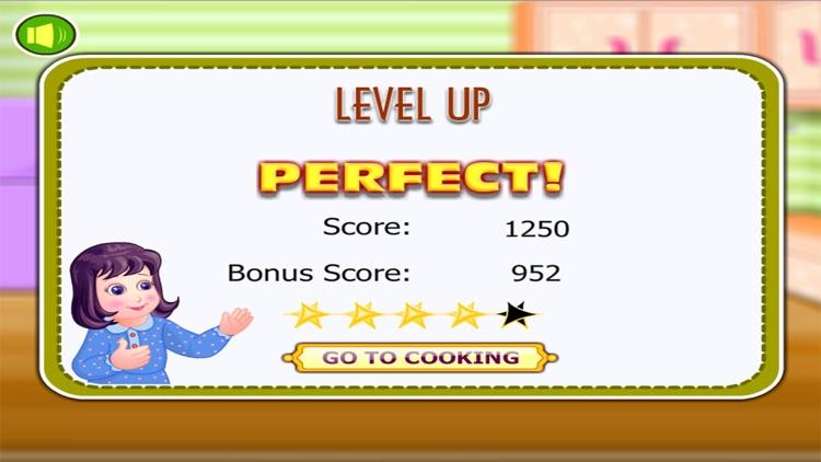 Cooking Cake Dash kitchen - girl games for kids screenshot-3