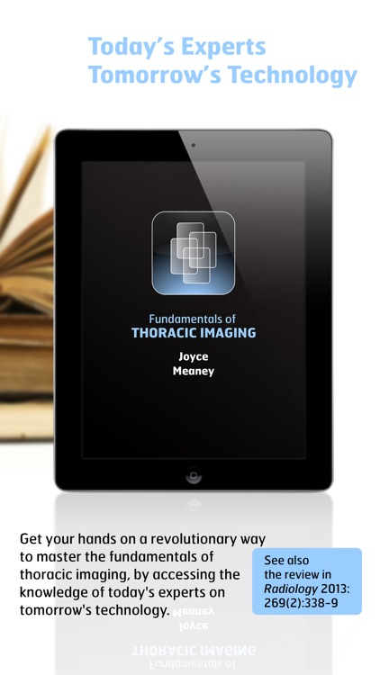 Radiology - Fundamentals of Thoracic Imaging screenshot-0