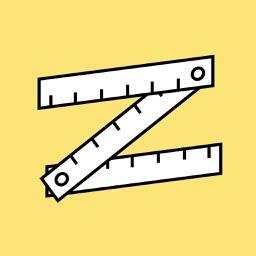 SizeUp - a Smart Tape Measure