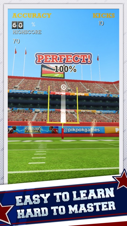 Flick Kick Field Goal screenshot-1