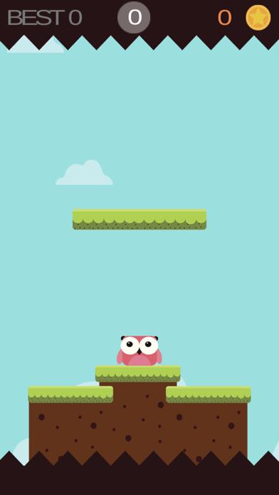 Climb Bird Climb - A Bird Jumper Game screenshot one