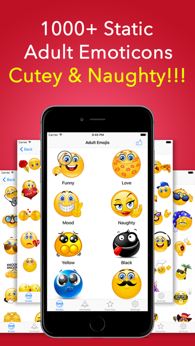 Top 10 Apps like Love Emojis - Show your affection with the