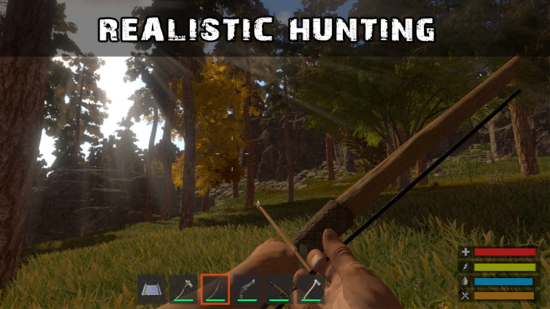 Survival Crafting Forest Hunter - Online Game Hack and Cheat