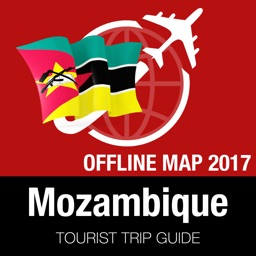 Mozambique Tourist Guide + Offline Map