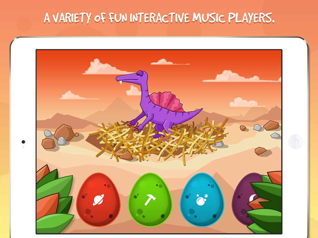 Moon Tunes - Music Player For Kids - Online Game Hack and