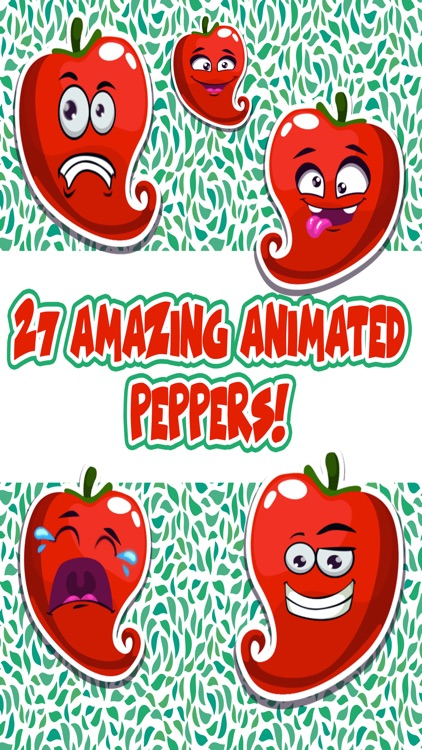 Animated Peppers