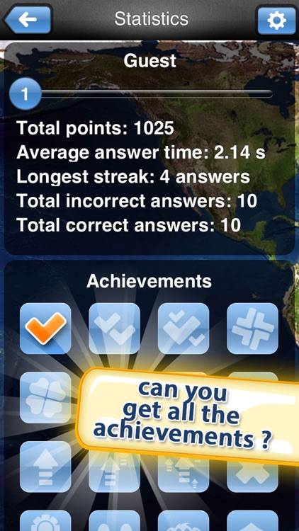 Geography Quiz Game 2017 – Multiplayer screenshot-4