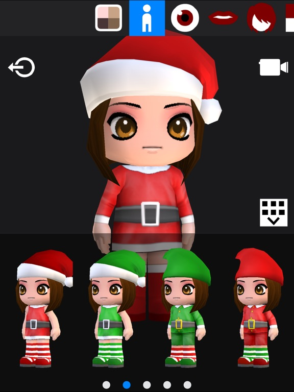 Screenshot #3 for My Little Santa