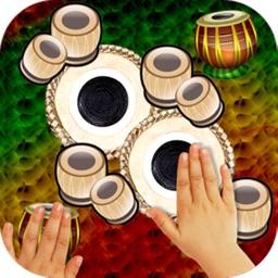 Dholak Drum Beats: Drummer Beat Set