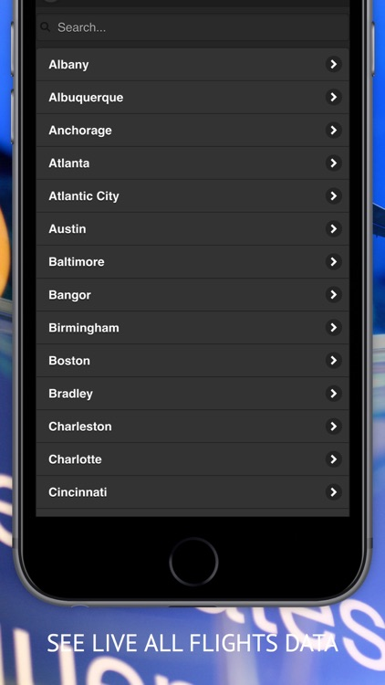 Air USA Free - Live Flight Tracking & Status screenshot-3