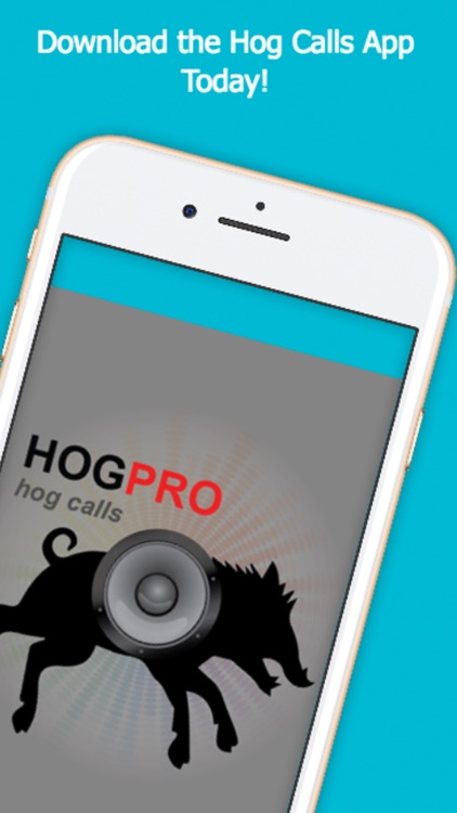 Hog Calls For Hog Hunting screenshot-3