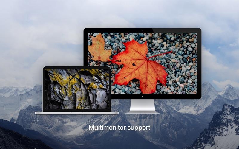 Irvue utilisez les photos d'Unsplash comme wallpaper-capture-5