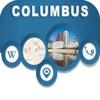 Columbus OH Offline City Maps Navigation