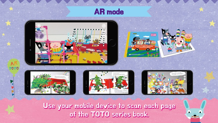 TOTO 24 - AR/VR/MR BOOK+APP