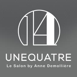 Le Salon by Anne Demollière