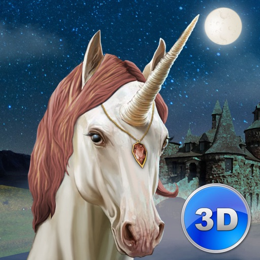 Unicorn Survival Simulator 3D - Be a magic horse
