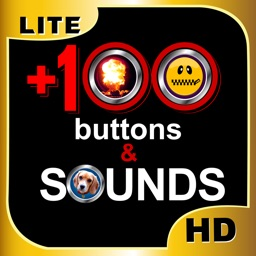 +100 Buttons and Sounds  HD Lite - Instant Effects
