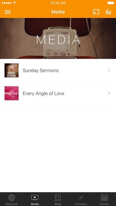 Salem Evangelical Church screenshot 2