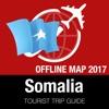 索马里 旅游指南+离线地图