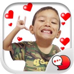 DEW Stickers & Emoji Keyboard By ChatStick
