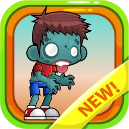 Catcher zombies run Games for Kids