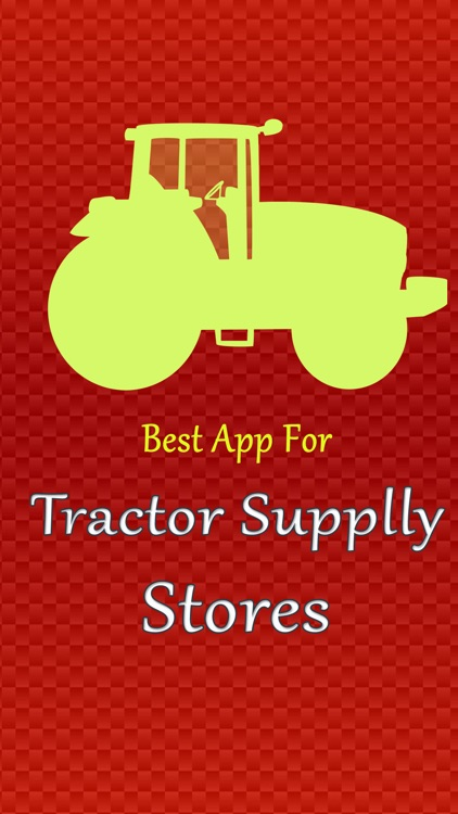 The Best App Tractor Supply Stores