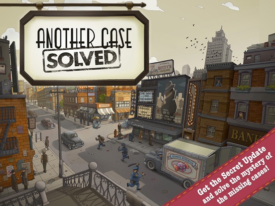 Another Case Solved на iPad