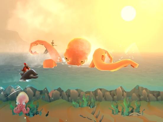 Run-A-Whale для iPad