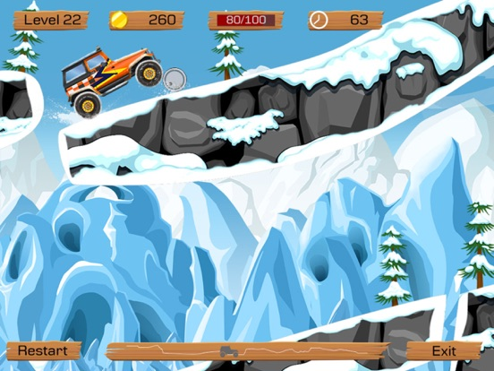 Screenshot #6 pour Snow Off Road