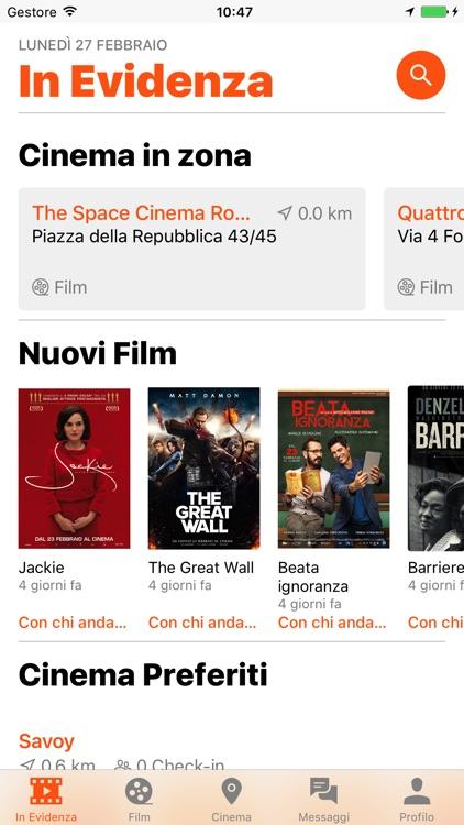 CinemApp Cinema
