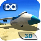 Vr Flying Simulator 2017 : Cargo Airplane Game icon