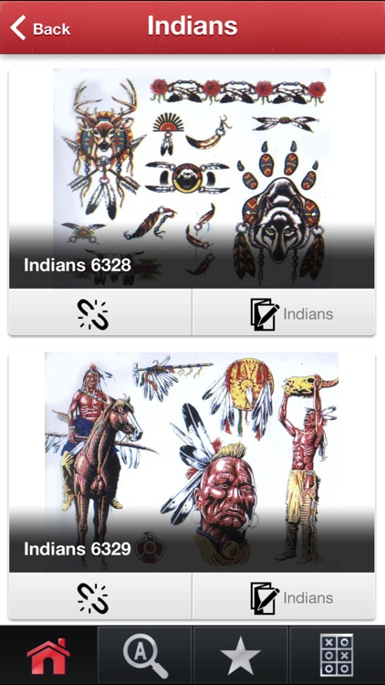 HD Tattoo Design Catalog