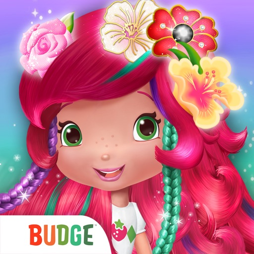 Strawberry Shortcake Holiday Hair - Fashion World iOS Hack Android Mod