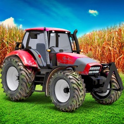 Diesel Farm Tractor: Driving Simulation HD