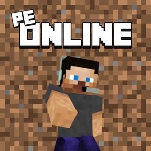 Multiplayer for Minecraft PE (Minecraft Online) app