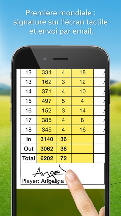 download Expert Golf – Carte de score apps 0