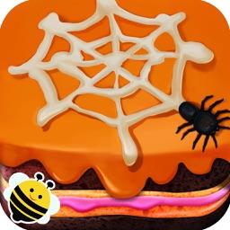 Halloween Cake Maker!